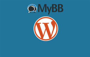 MyBB WordPress Integration