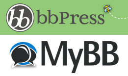 bbPress or MyBB